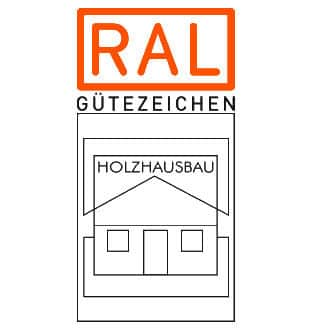 RAL Gütezeichen - Holzhausbau