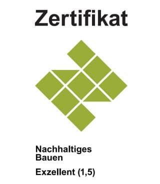 Logo BNK-Nachhaltigkeitszertifikat