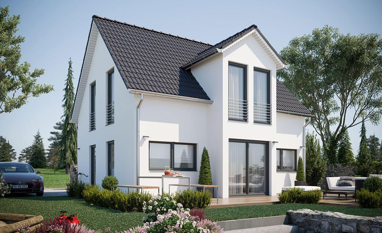 Einfamilienhaus Vario4plus 111
