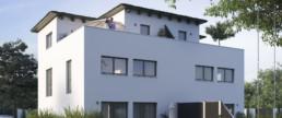 Doppelhaushälfte 100 - Detail