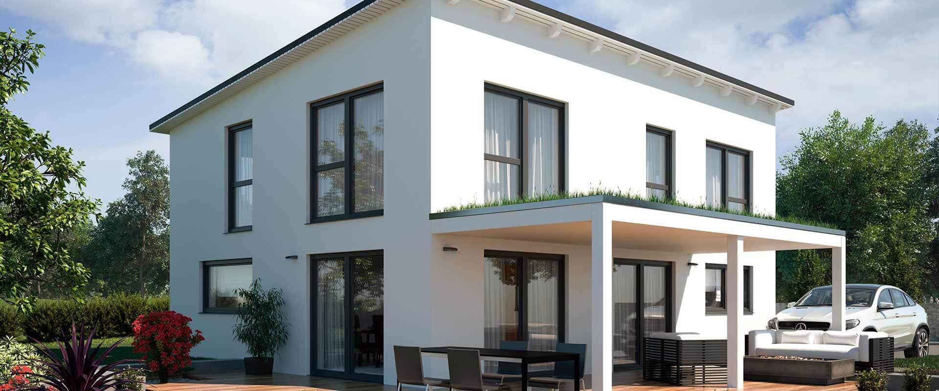 Einfamilienhaus Vario4plus 112