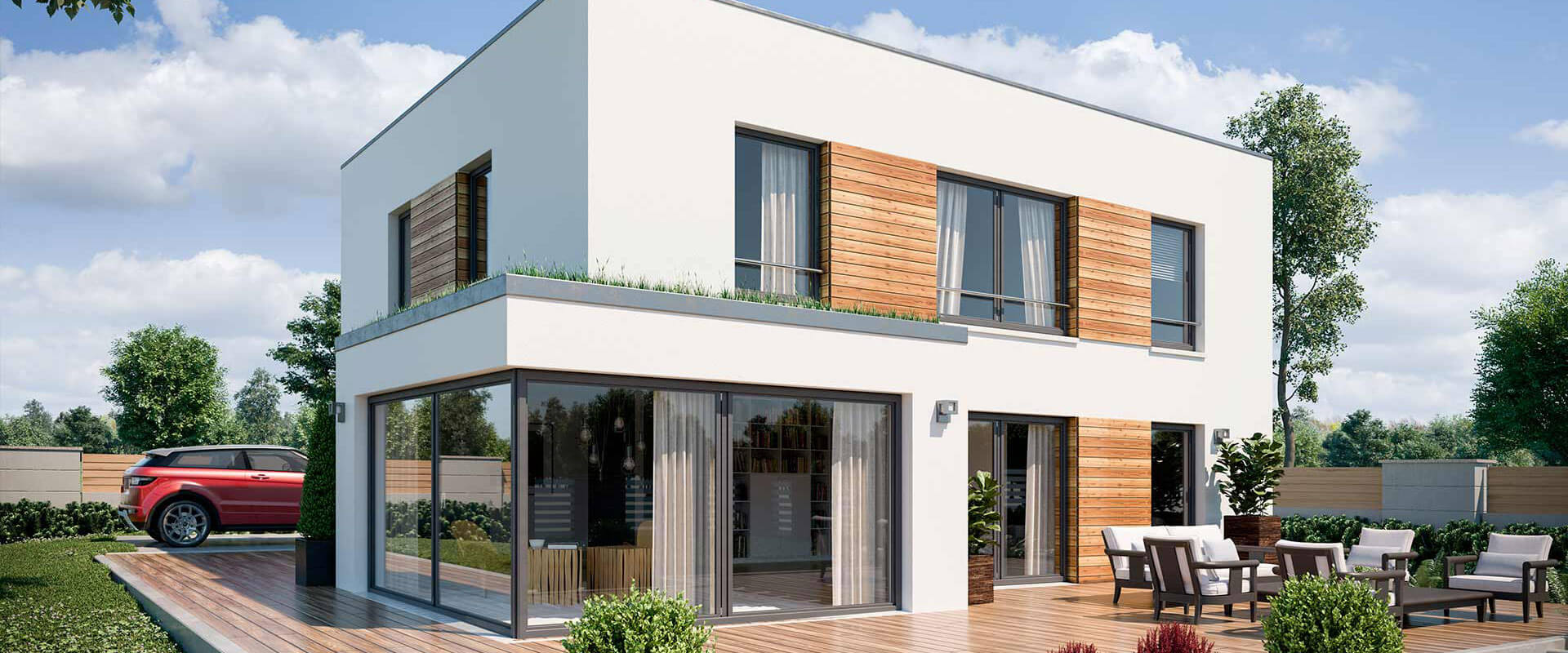 Einfamilienhaus - Vario4oplus 114
