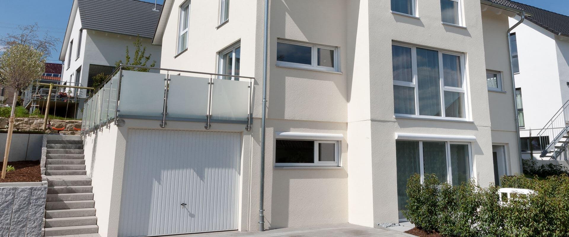 Einfamilienhaus U122 mit Einliegerwohnung
