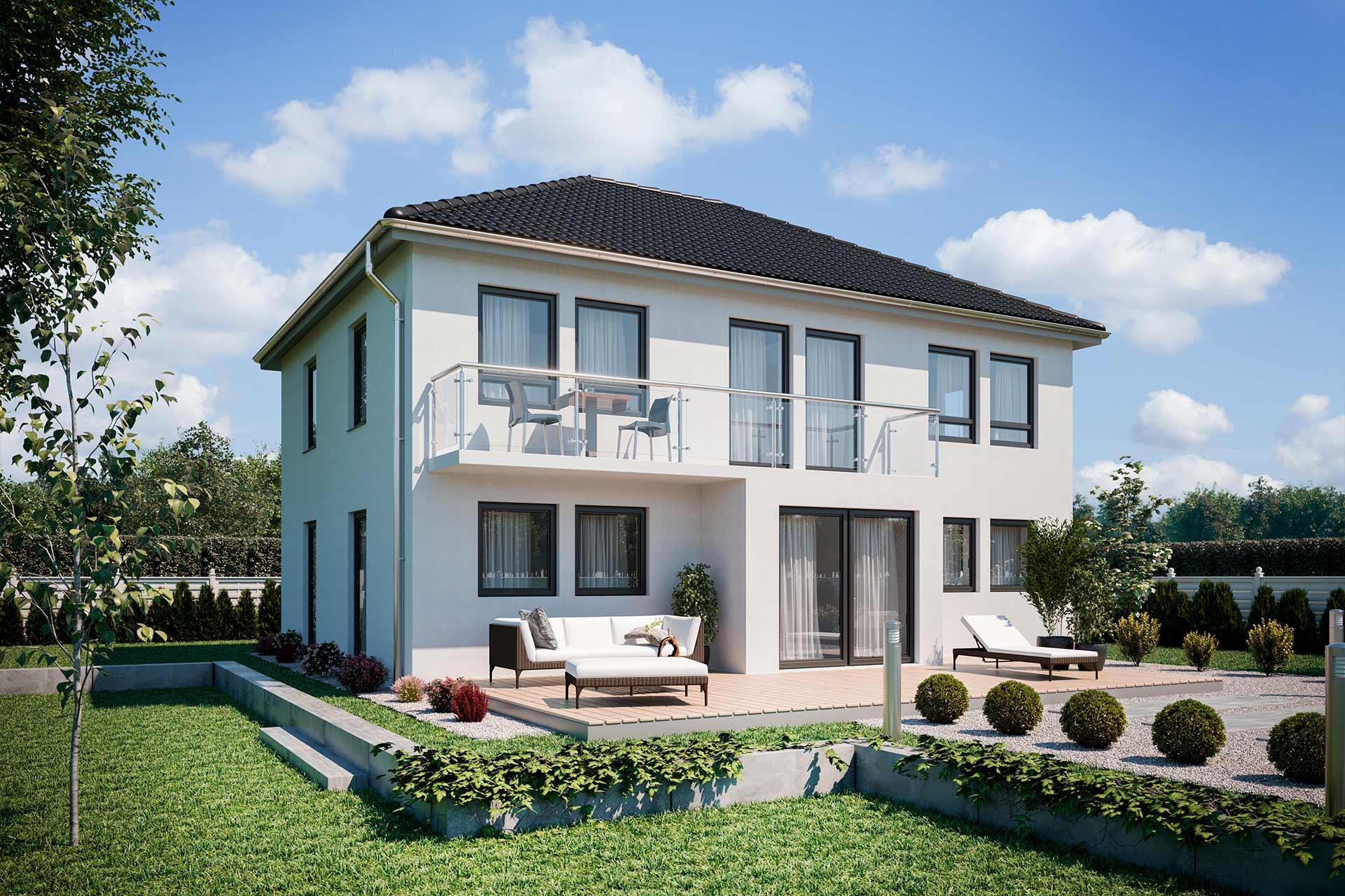 Einfamilienhaus Vario4plus 113