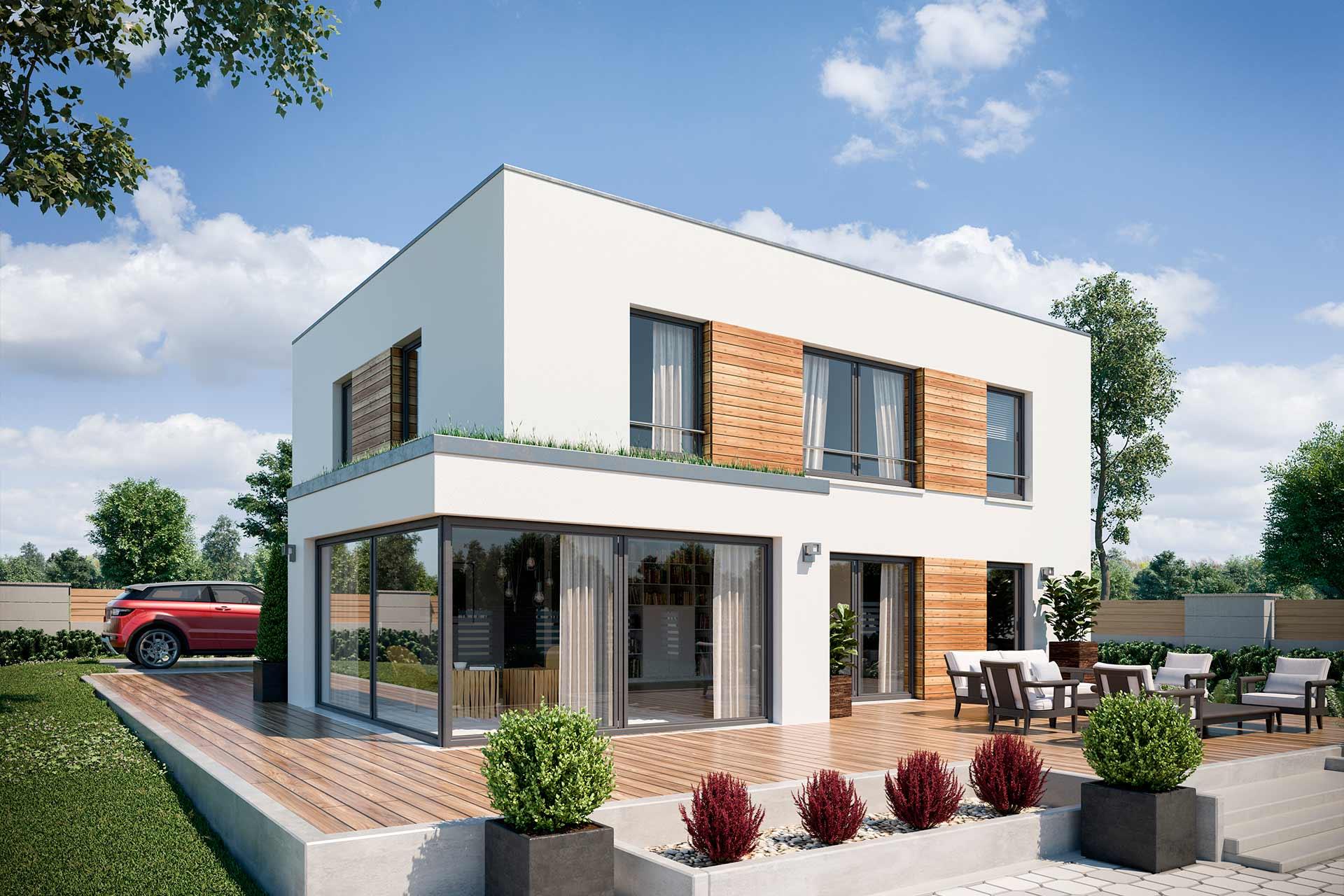 Einfamilienhaus Vario4plus 114