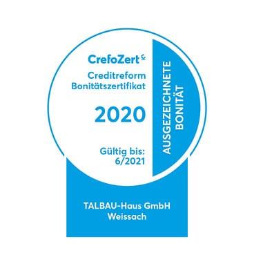 Bonitätsprüfung Crefozert 2020
