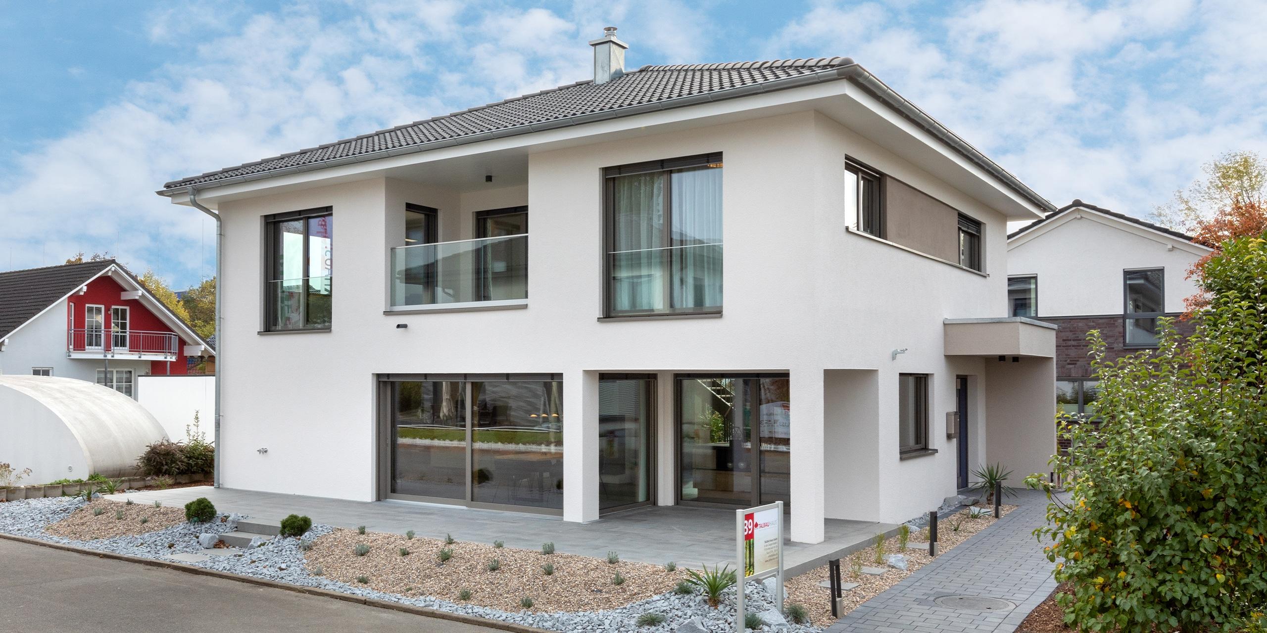 Musterhaus Mannheim Talbau-Haus