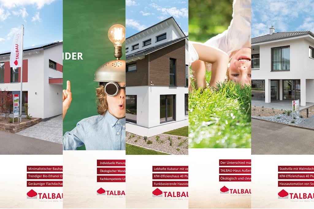 Infopaket Prospekte download downloads infomaterial talbau TALBAU-Haus
