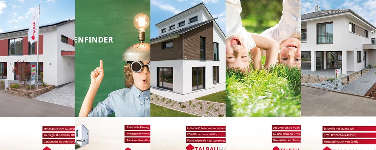 Download prospekte TALBAU-Haus Downloads