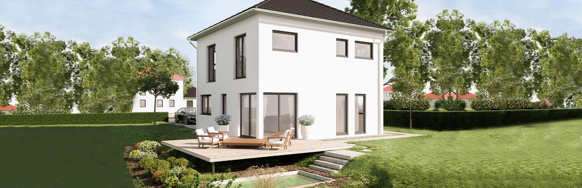 Einfamilienhäuser planen und bauen