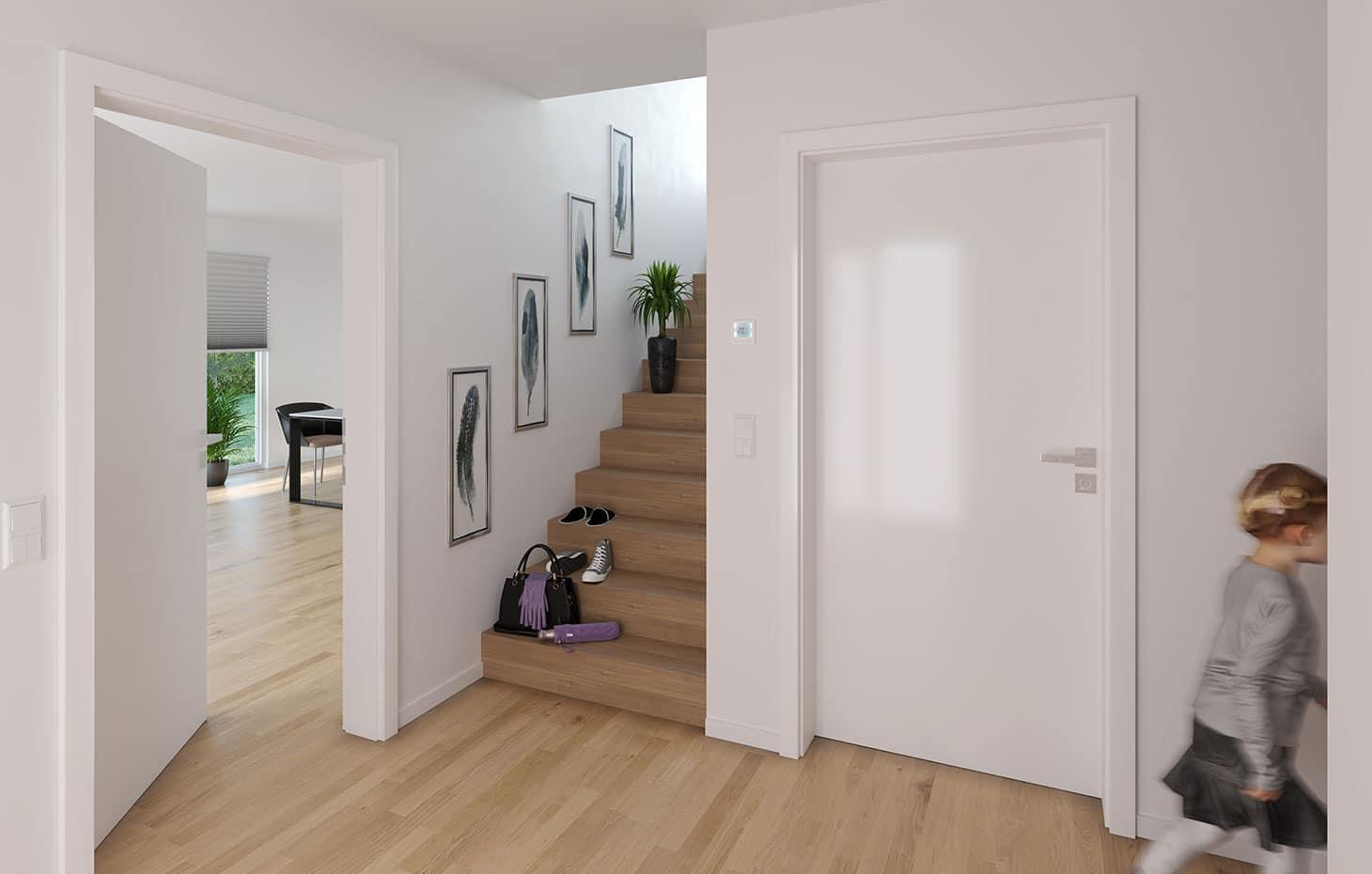 Einfamilienhaus auf Bodenplatte bauen lassen