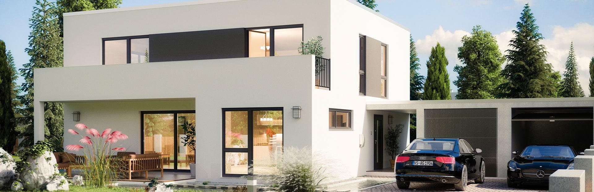 Energiesparhaus als Bauhaus