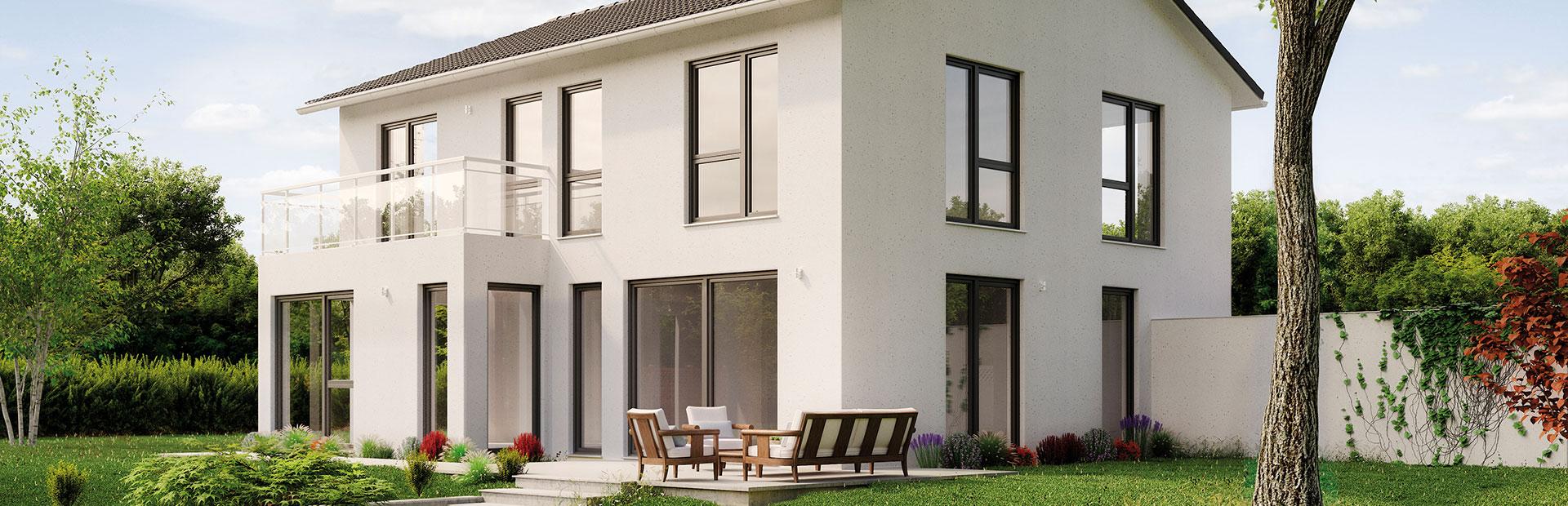 Einfamilienhaus als Fertighaus bauen lassen